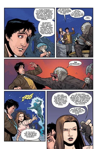 Page 6 Buffy contre les vampires - saison 10 tome 6