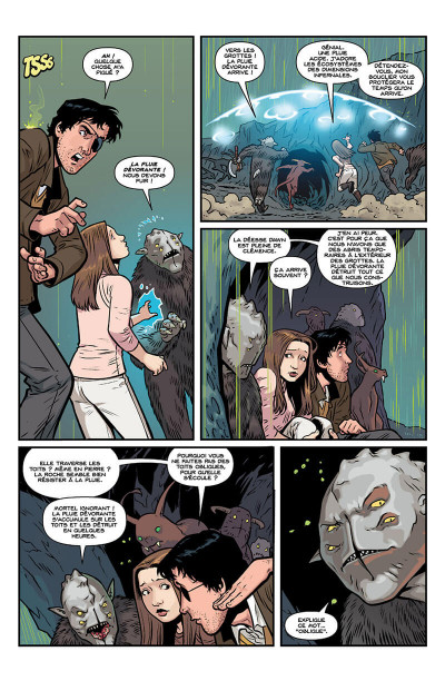 Page 7 Buffy contre les vampires - saison 10 tome 6