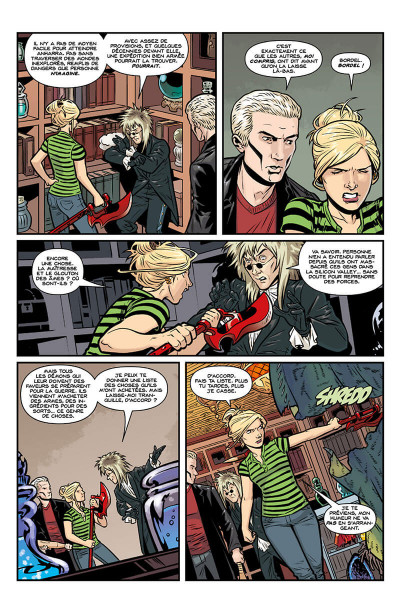 Page 9 Buffy contre les vampires - saison 10 tome 6