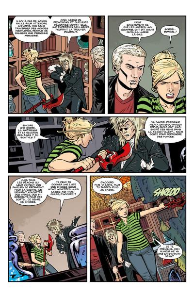Page 9 Buffy contre les vampires - saison 10 tome 6
