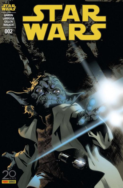 Couverture Star Wars - fascicule série 2 tome 2 - cover 1/2