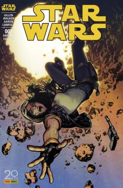 Couverture Star wars - fascicule série 2 tome 2 - couverture 2/2
