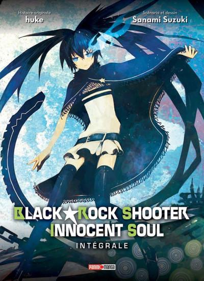 Couverture Blackrock shooter innocent soul - intégrale