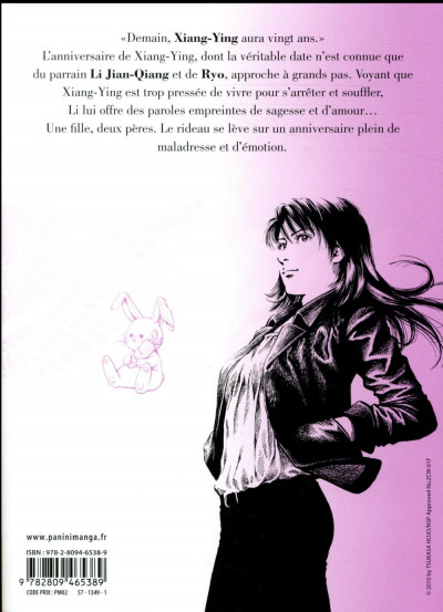 Dos Angel heart - saison 2 tome 15