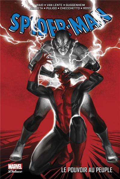 Couverture Spider-man - le pouvoir au peuple