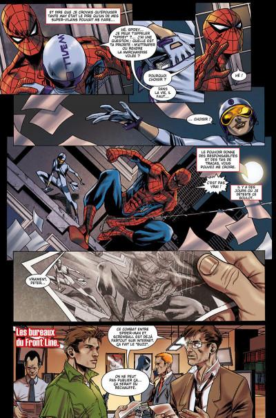 Page 0 Spider-man - le pouvoir au peuple