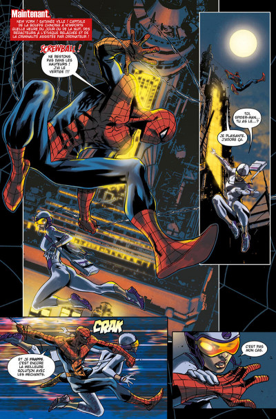 Page 8 Spider-man - le pouvoir au peuple
