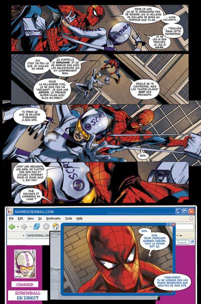 Page 9 Spider-man - le pouvoir au peuple