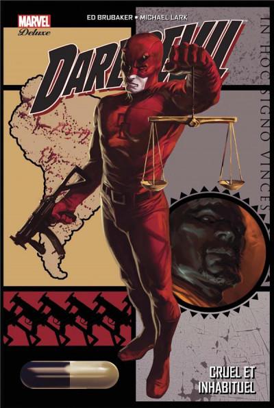Couverture Daredevil par Brubaker tome 3