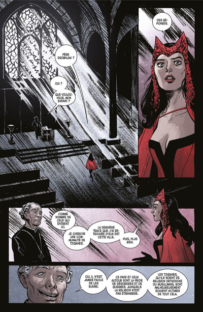 Page 6 La sorcière rouge tome 3