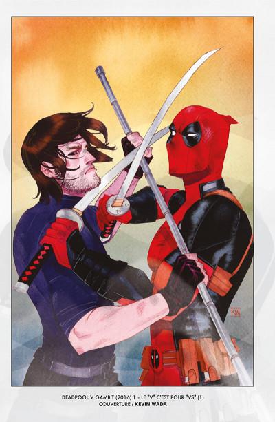Page 5 Deadpool vs Gambit
