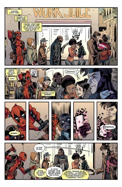 Page 6 Deadpool vs Gambit