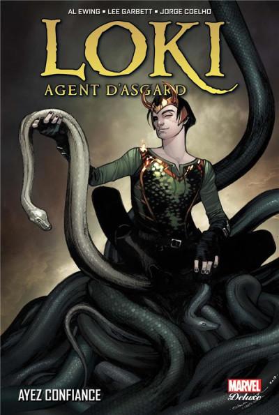 Couverture Loki - agent d'Asgard tome 1