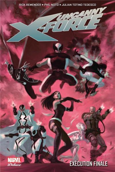 Couverture Uncanny x-force tome 4
