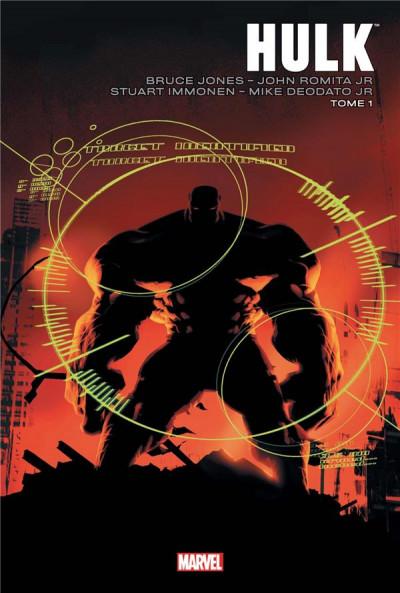 Couverture Hulk par Jones et Romita Jr