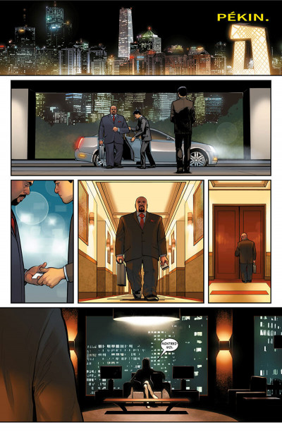 Page 6 All-new Iron Man tome 1