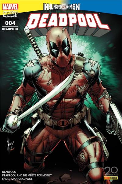 Couverture Deadpool tome 4