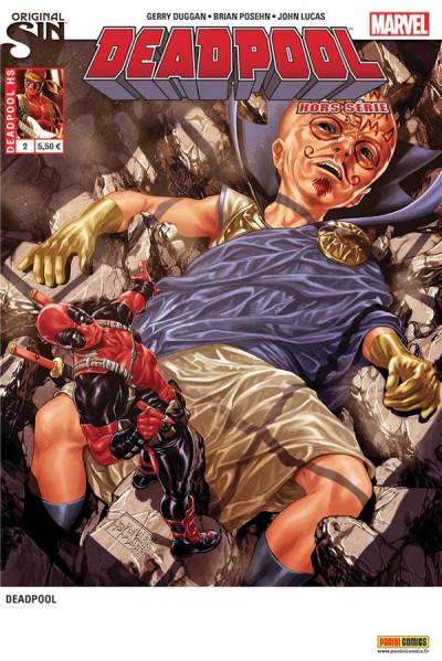 Couverture Deadpool HS tome 2