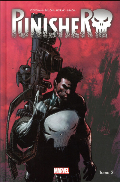 Couverture Punisher all-new all-different tome 2