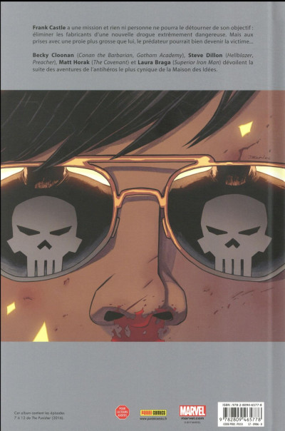Dos Punisher all-new all-different tome 2