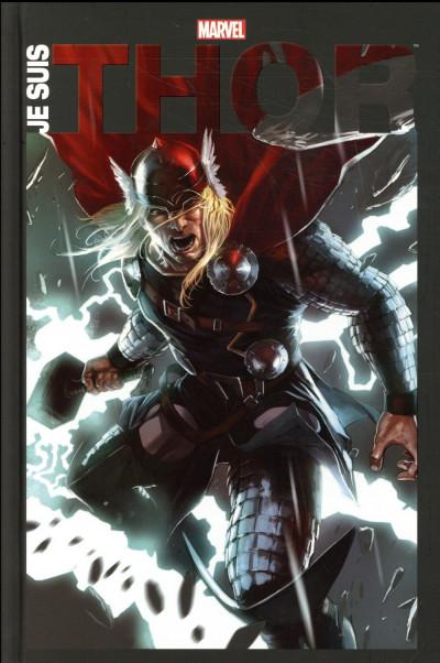 Couverture Je suis Thor