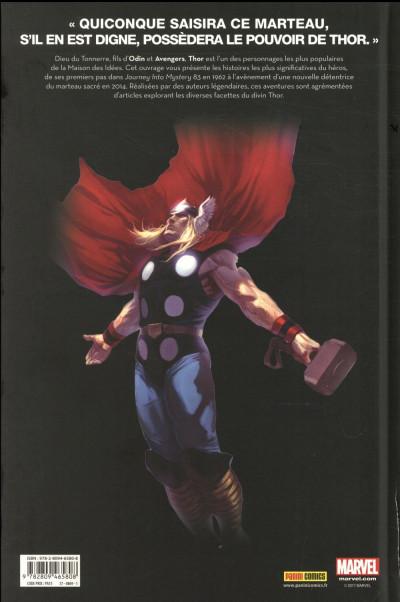 Dos Je suis Thor