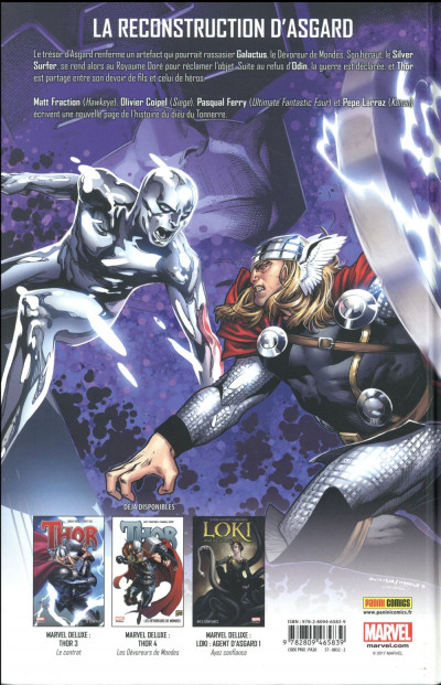 Dos The mighty Thor deluxe tome 1