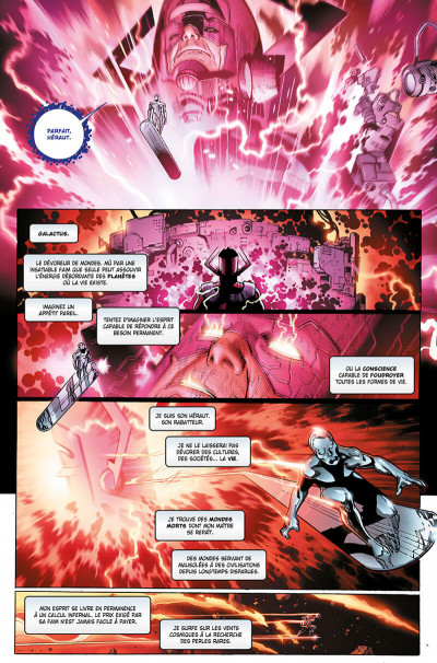 Page 0 The mighty Thor deluxe tome 1