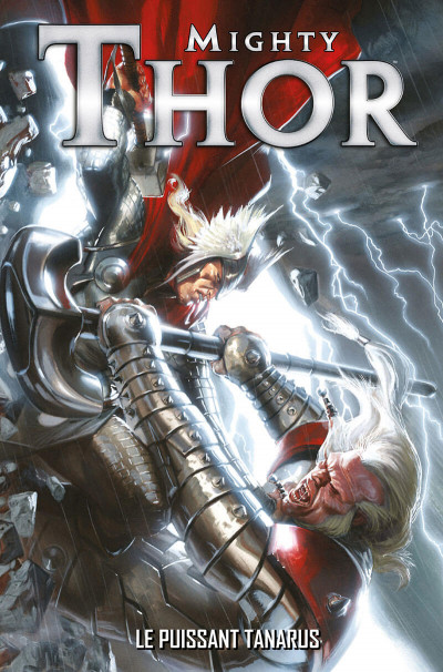 Page 2 The mighty Thor deluxe tome 1