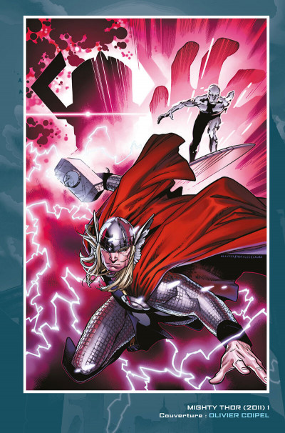 Page 6 The mighty Thor deluxe tome 1