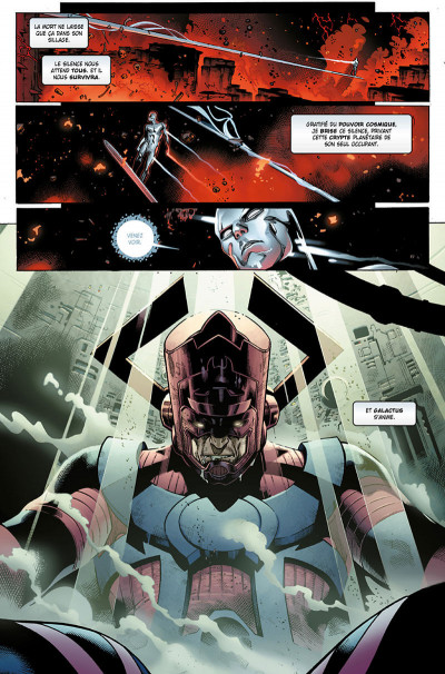 Page 9 The mighty Thor deluxe tome 1