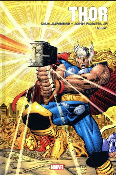 Couverture Thor par Jurgens et Romita Jr tome 1