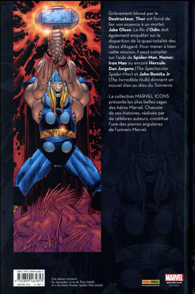 Dos Thor par Jurgens et Romita Jr tome 1