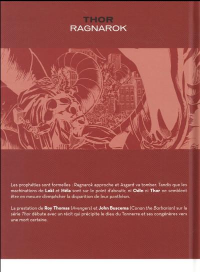 Dos The mighty Thor - Ragnarok