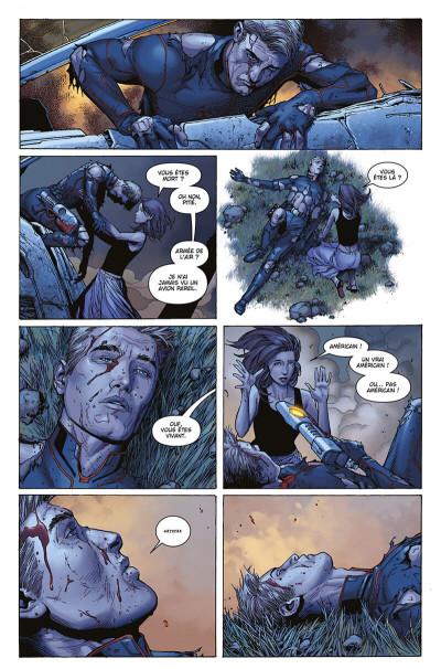 Page 0 Les gardiens de la galaxie - édition 20 ans