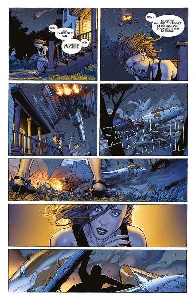 Page 9 Les gardiens de la galaxie - édition 20 ans
