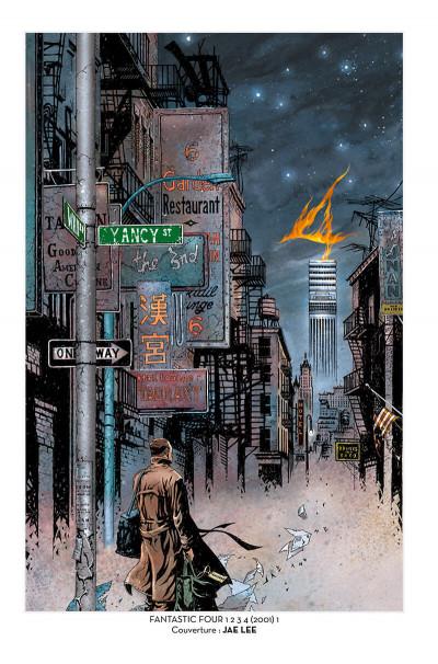 Page 5 Fantastic four - 1234 - édition 20 ans