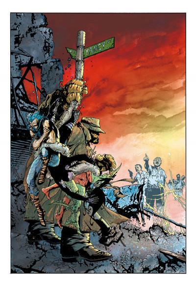 Page 6 Fantastic four - 1234 - édition 20 ans