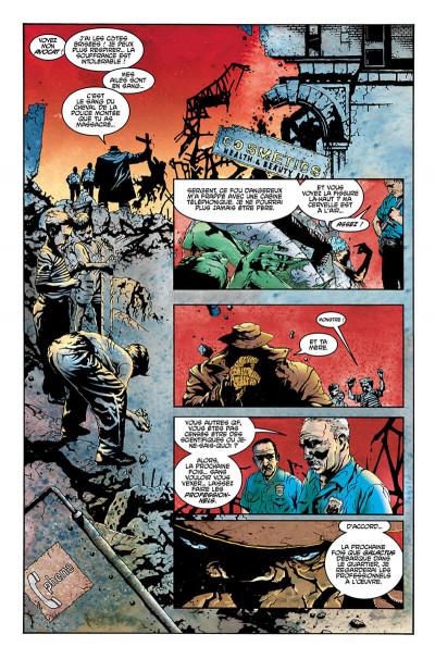Page 7 Fantastic four - 1234 - édition 20 ans