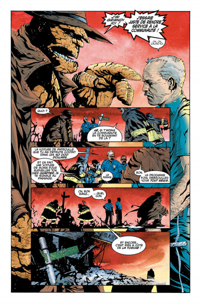 Page 8 Fantastic four - 1234 - édition 20 ans