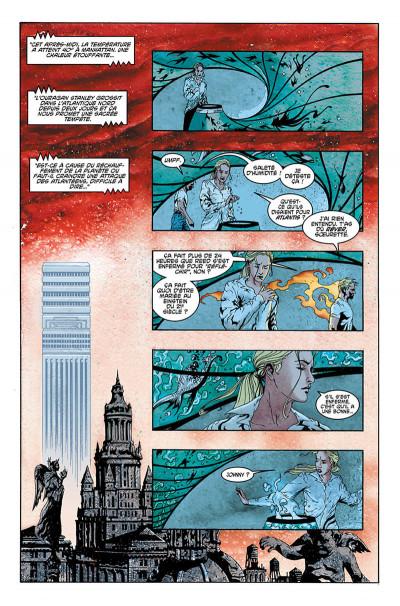 Page 9 Fantastic four - 1234 - édition 20 ans