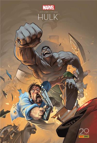 Couverture Hulk gris - édition 20 ans