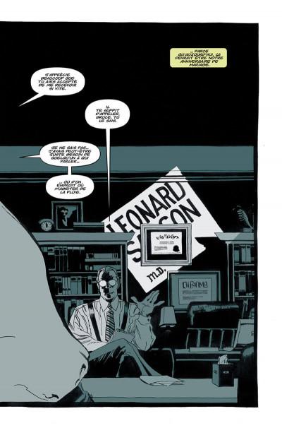 Page 8 Hulk gris - édition 20 ans