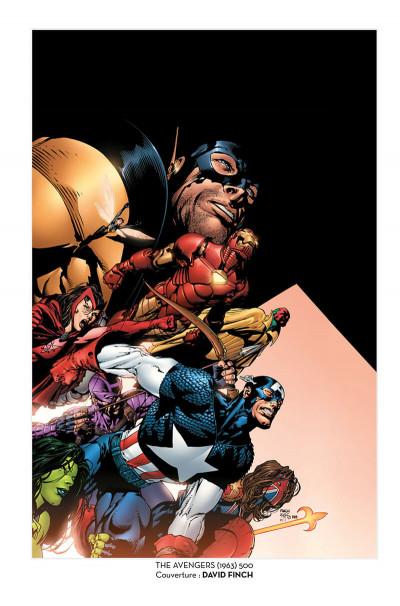 Page 5 Avengers - la séparation - édition 20 ans