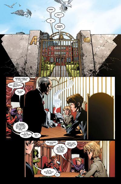 Page 6 Avengers - la séparation - édition 20 ans