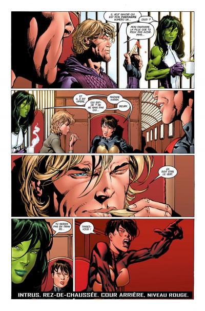 Page 7 Avengers - la séparation - édition 20 ans