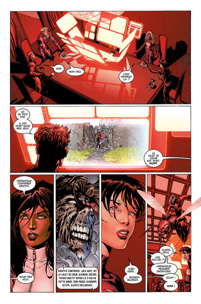 Page 8 Avengers - la séparation - édition 20 ans