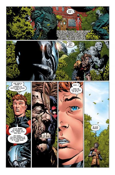Page 9 Avengers - la séparation - édition 20 ans