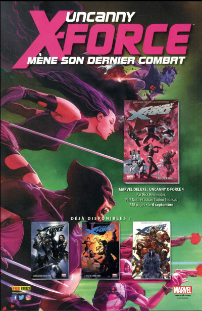 Dos Marvel saga tome 3
