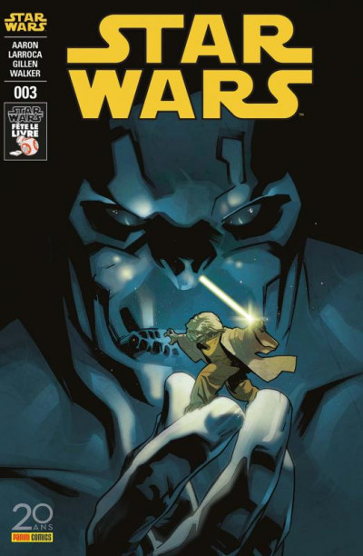 Couverture Star Wars - fascicule série 2 tome 3 - cover 1/2